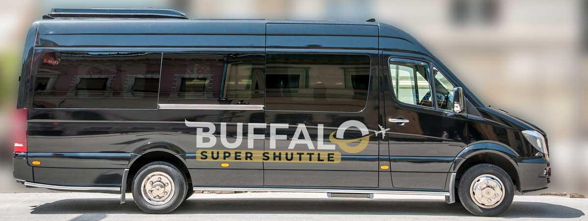 Buffalo Super Shuttle NiagaraFall